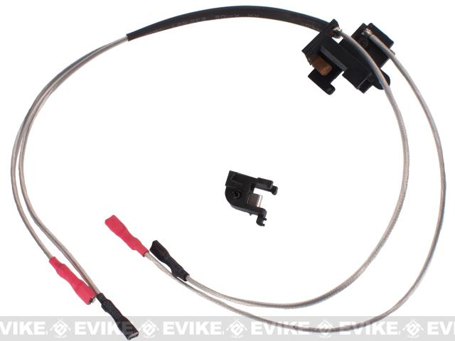 MTS Large Capacity Low Resistance Wire & Switch Assembly. For Version II. (Front) M4 M16 MP5 G3
