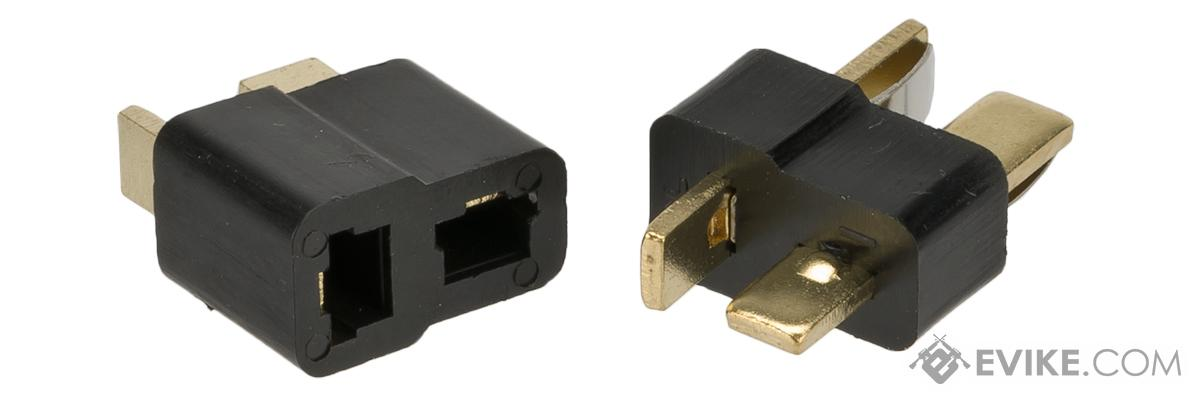 Matrix Standard Deans Type T-Connector for RC / Airsoft AEGs