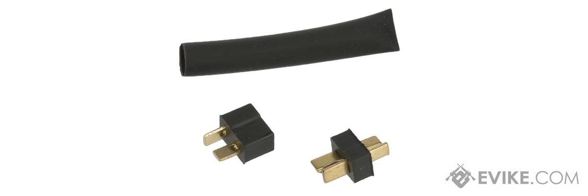 G&P Mini Deans Type T-Connector for RC / Airsoft AEGs