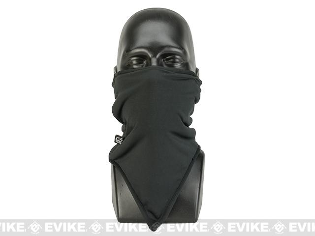 Bobster / Zan Headgear Cozy Fleece Combat Lower Face / Neck Gaiter - Black