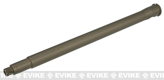 G&P 14.3 Outer Barrel for G&P/Western Arms Gas Blowback Rifles - Sand