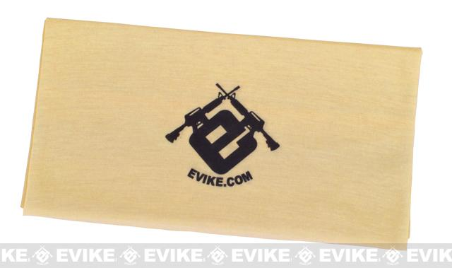 z Evike.com Multi-Purpose Tactical Head Wrap by G&G - Tan