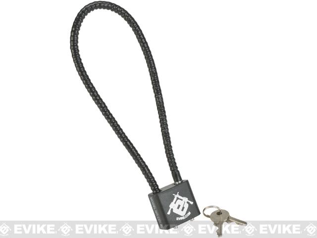 Evike.com Sidewinder 14 DOJ Approved Cable Gun Lock