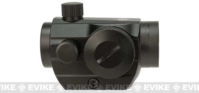 Evike.com T1 Micro Reflex Red & Green Dot Sight / Scope - Black