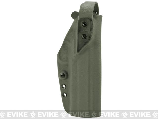 G-Code XST-RTI Kydex Holster - 1911 5 (Right / OD Green)