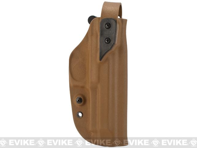 G-Code XST-RTI Kydex Holster - Beretta 92 (Right / Coyote)