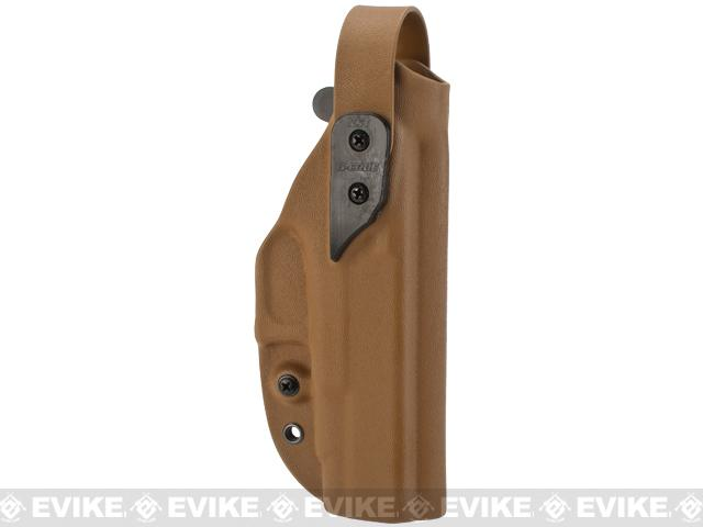G-Code XST-RTI Kydex Holster for Glock 20 / 21 (Right / Coyote Brown)