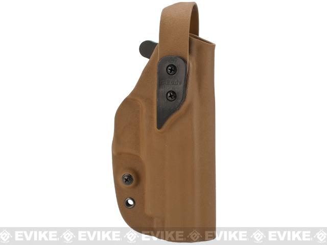 G-Code XST-RTI Kydex Holster - Sig 226, 228, 220 (Right / Coyote Brown)