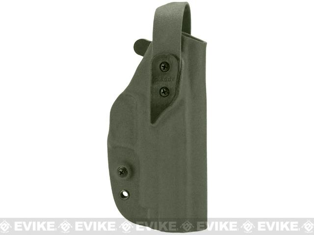 G-Code XST-RTI Kydex Holster - Sig 226, 228, 220 (Right / OD Green)