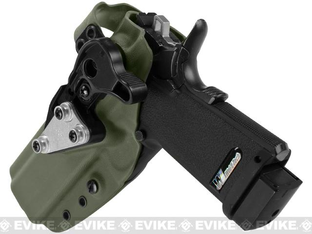 G-Code XST-RTI Kydex Holster - STI 2011 5 (Right / OD Green)