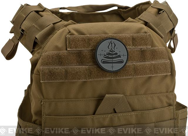 Matrix Shoot the S PVC Morale Patch - Subdued