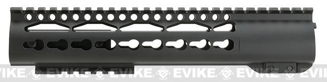 Trinity Force 10 Keymod P1812 FW Rail for M4 / M16 / AR15 Series Rifles - Black