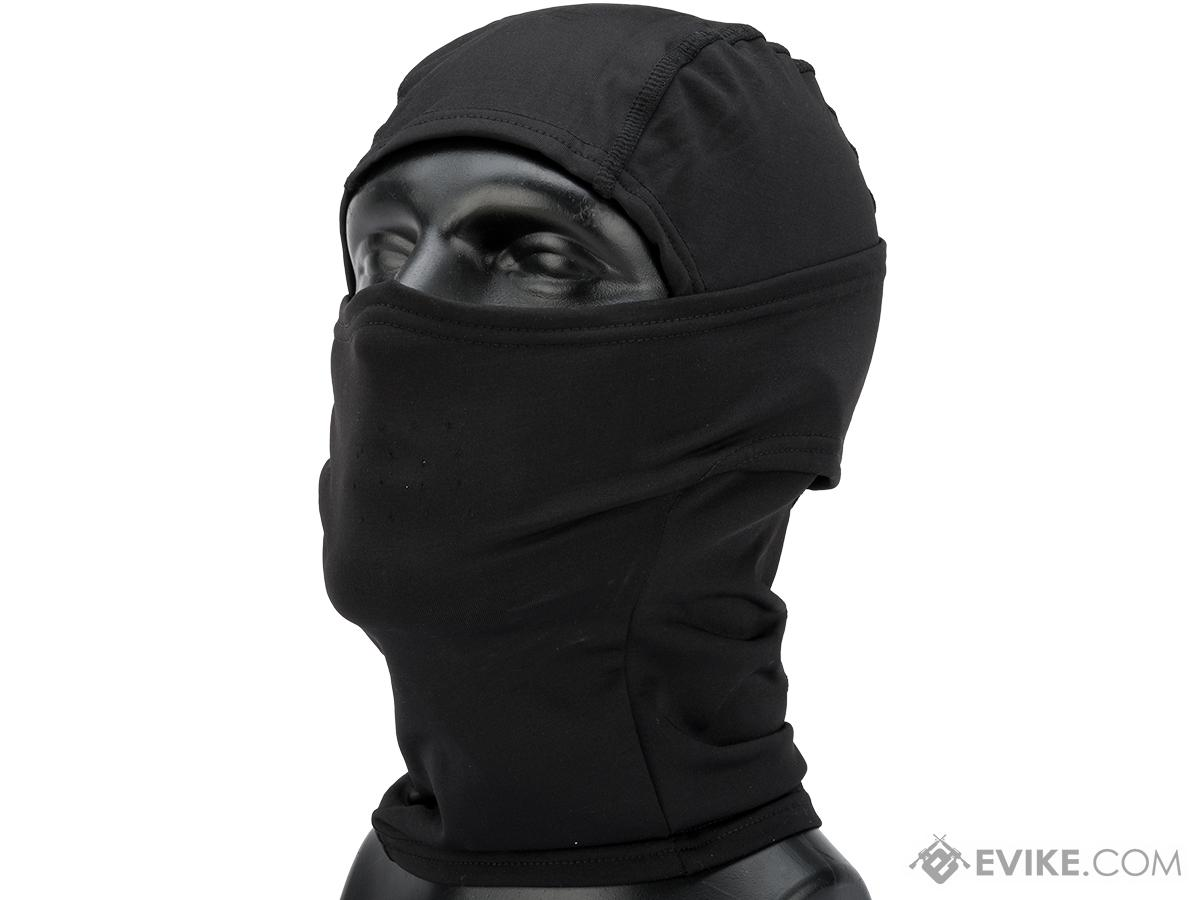Evike.com Tactical Warm Weather Balaclava - Black