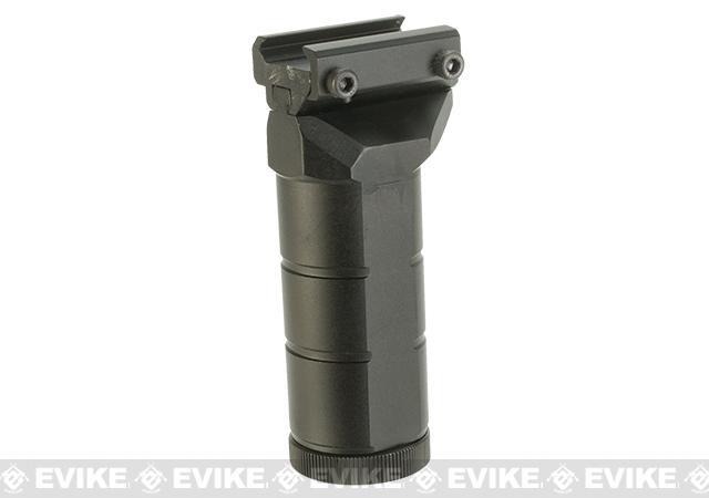 Zenimei CNC Aluminum RK-1 Vertical Grip - Black