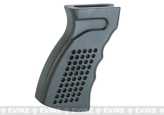 Aluminum RK-3 Pistol Grip for AK Airsoft GBB Rifles (GHK, WE, KWA)