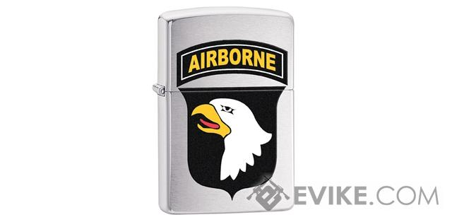 Zippo Classic Lighter - US Army Airborne